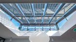 نورگیر سقف ساختمان